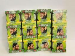 12  Pack AFRICAN PRIDE OLIVE MIRACLE SILKY SMOOTH EDGES HAIR
