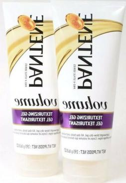 2 Pantene 6.8 Oz Volume Texturizing 4 Extra Strong Hold Ligh