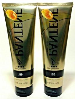 Pantene Pro-V Hair Gel - Extra Strong Hold #4 - 8.7 oz eac