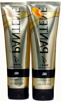 2 Pantene Pro V Style Series Hair Gel #4 Extra Strong Hold-B