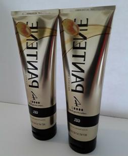 2X ~ Pantene #4 Extra Strong Hair Gel 24 Hr Humidity Resista