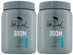 2x Johnny B MODE JUMBO Size AUTHENTIC Hair Styling Gel Extra