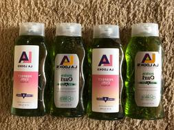 4 ~ LA LOOKS  ~ NUTRA  PERFECT CURL HAIR GEL ~ Hold Level 8