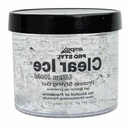 Ampro Pro Styl Clear Ice Protein Gel 32oz