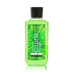 Bath and Body Works White Citrus 10 Ounce 2 In 1 Hair and Bo