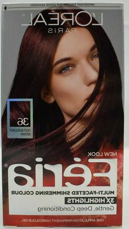 L'oreal L'Oreal Feria Haircolour 36 Chocolate Cherry, Chocol