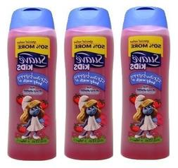 Suave Kids Body Wash, Special Value -50% More, 18 Fl Oz/ 532