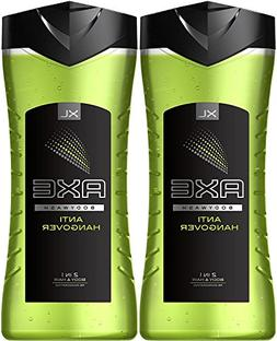 Axe XL Anti Hangover 2-in-1 Bodywash and Hair, 400 Ml / 13.5