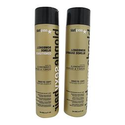 Blonde Sexy Hair - Sulfate-Free Bombshell Shampoo - and Dail