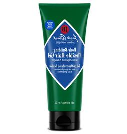 Jack Black Body Building Hair Gel  3.4 oz +Free Protein Boos