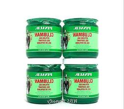 """Pinaud Clubman Hair Styling Gel For men 16 oz -  """"Pack Of 4"""""""