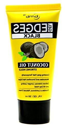 BMB Coconut Oil Black Gel Edges 1oz