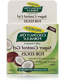 Palmer's Coconut Oil Formula Super Control Gel for Edges, 2.