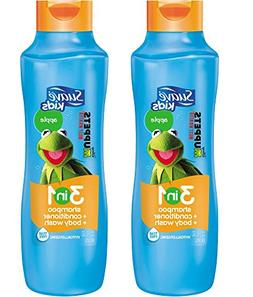Suave Kids 3 in 1 Shampoo / Conditioner / Body Wash, Splashi