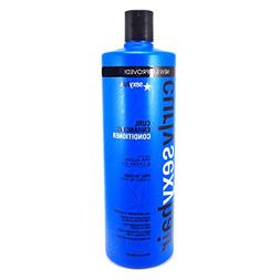 SEXYHAIR Curly Curl Enhancing Conditioner, 33.8 fl. oz.