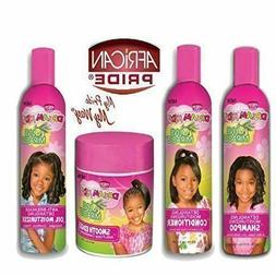 African Pride Dream Kids Olive Miracle Detangling Moisturizi