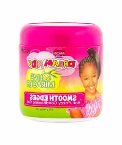 African Pride Dream Kids Olive Miracle Smooth Edges Conditio