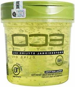 ECO Styler Professional Styling Gel, Olive Oil, Max Hold 10,