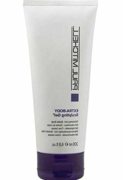 Paul Mitchell Extra-Body Sculpting Gel 6.8 oz. New! Fast Fre