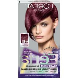L'Oréal Paris Feria Permanent Hair Color, V48 Violet Vixen