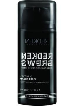Redken Brews Fiber Cream, 3.4 fl. oz.