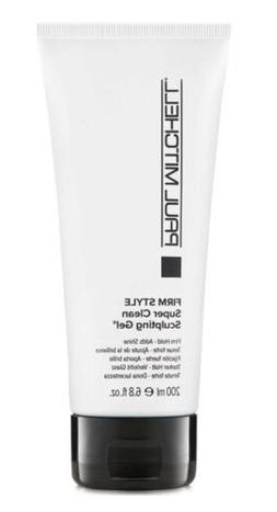 PAUL MITCHELL FIRM STYLE SUPER CLEAN SCULPTING GEL 6.8 oz, S
