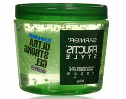 Garnier Fructis Clean and Fresh Ultra Strong Hair Gel #4, Ju