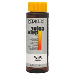 Color Gels Permanent Conditioning Haircolor 8NW - Safari by