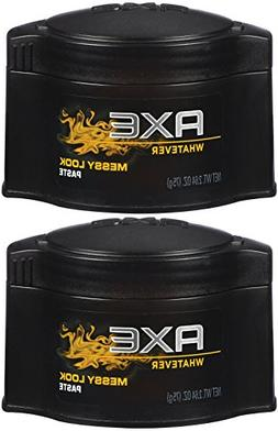 AXE Hair Paste - Messy Look - 2.64 oz - 2 pk