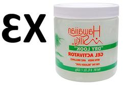 "HAWAIIAN SILKY DRY LOOK GEL ACTIVATOR 8 OZ THE""RELAXED"" LOO"