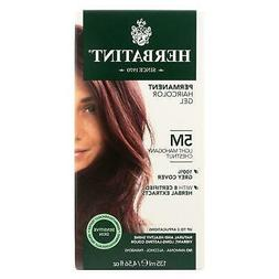 HERBATINTÃ'Â PERMANENT HERBAL HAIRCOLOUR GEL  1 or 2 App
