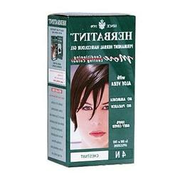 Herbatint Permanent Herbal Haircolour Gel 4N Chestnut -- 135