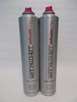 PAUL MITCHELL HOLD ME TIGHT FINISHING SPRAY 11 OZ  DENTED!