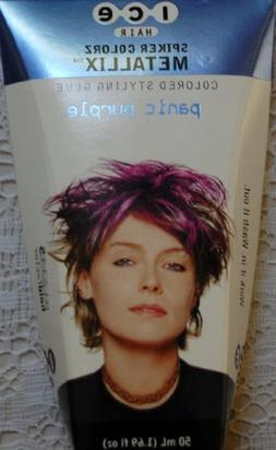 Joico Ice Spiker Colorz Metallix Styling Glue - Panic Purple