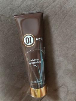It's a 10 Miracle Defrizzing Gel 5 oz, sealed