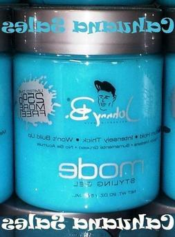 Johnny B Mode Styling Hair Gel 20 oz Medium Hold  UNISEX NEW