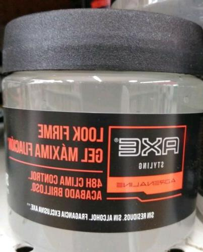 3X HAIR STYLING GEL FIRM - ea PRIORITY SHIP