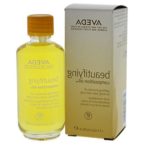 Aveda Beautifying Composition Oil, 1.7 Ounce