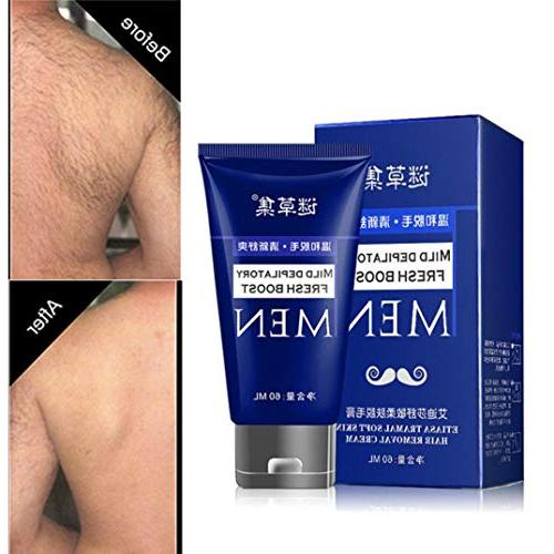 Man S Permanent Body Hair Removal Cream Hand Leg