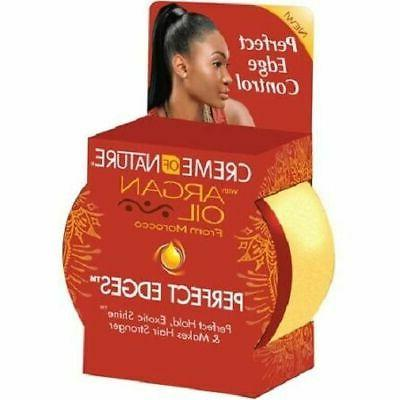 Creme of Nature with Argan Oil from Morocco Perfect Edges
