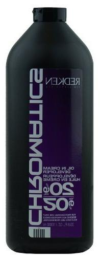 6 % redken color developer