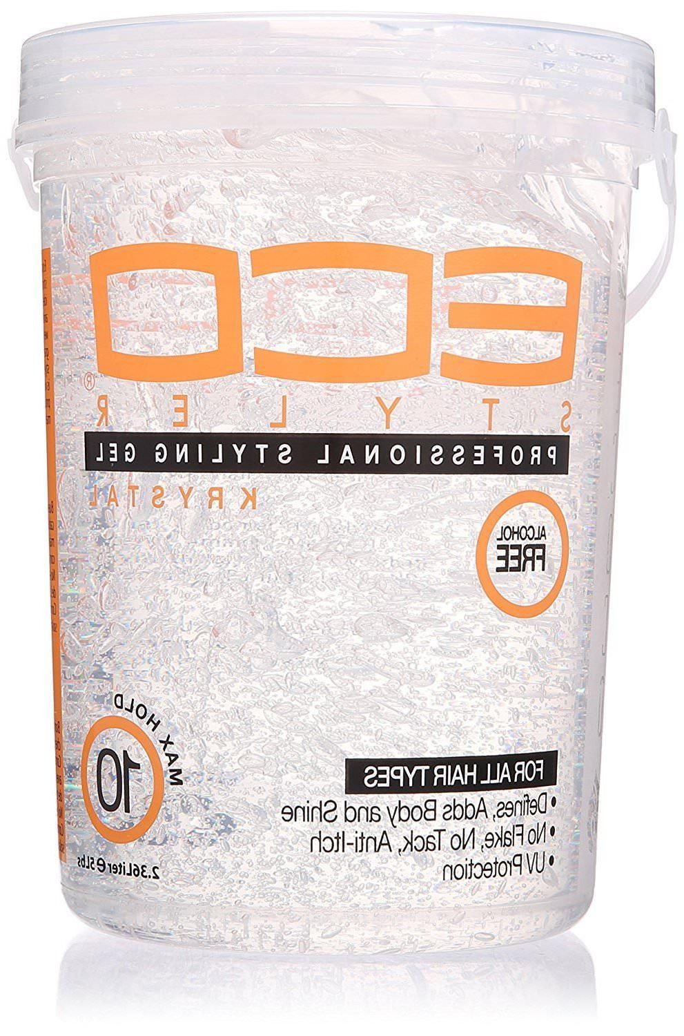 co style gel clear 80 ounce