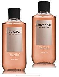 Bath and Body Works 2 Pack Men's Collection 2 in 1 Hair and