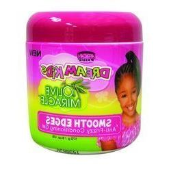 Dream Kids Smooth Edges Anti Frizzy Conditioning Gel - Olive