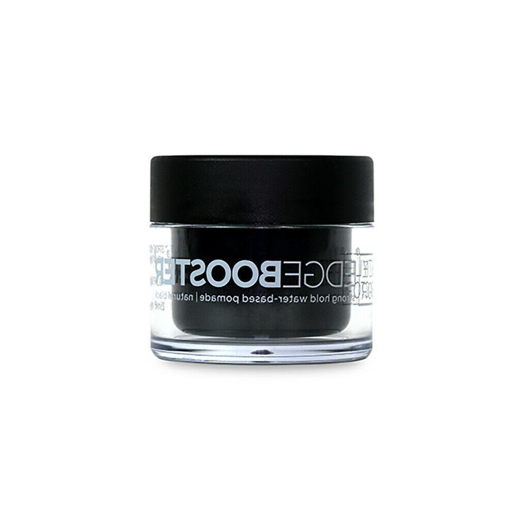 edge booster hideout hair color pomade gel