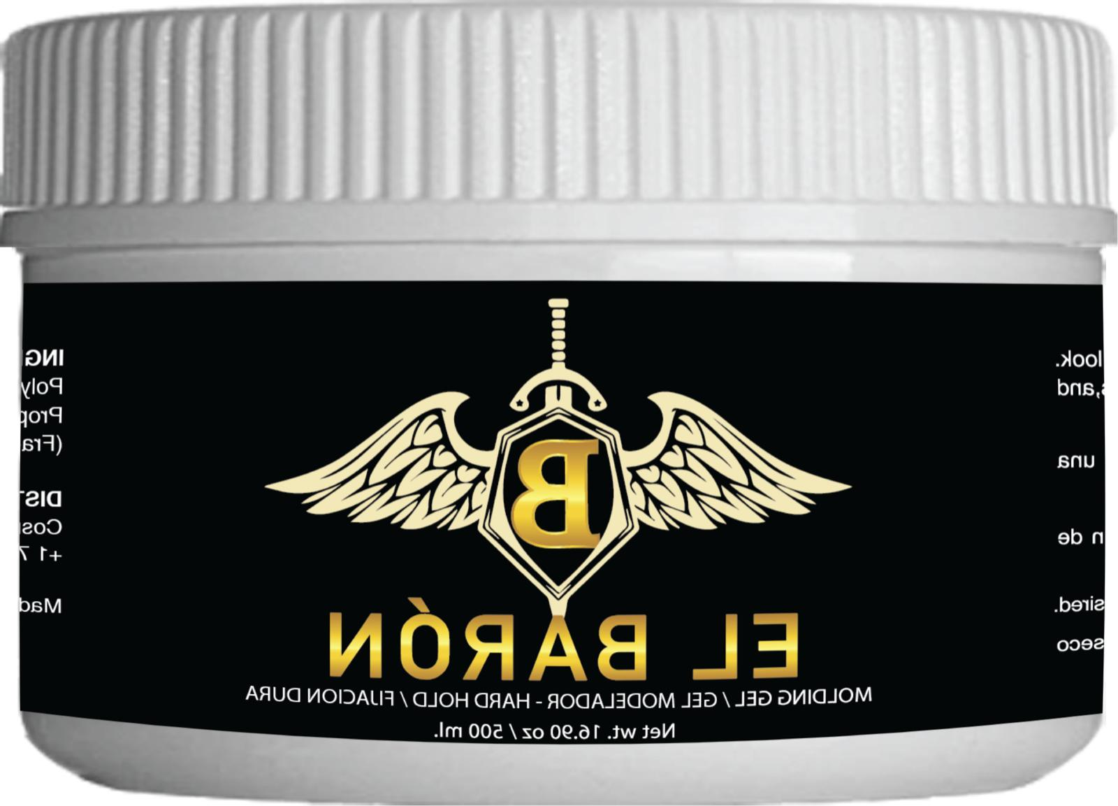 el baron classic firm hold styling hair