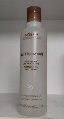Aveda Flax Seed Aloe Strong Hold Sculpturing Gel, 8.5-Ounce