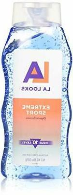 La Looks Gel #10 Extreme Sport Tri-Active Hold 20 Ounce