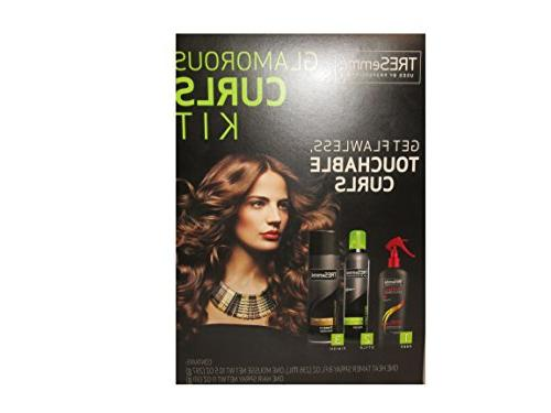 glamorous curls kit flawless touchable