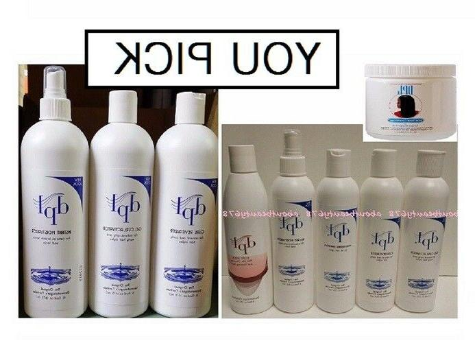 hair care porducts activator revitalizer shampoo moisturizer